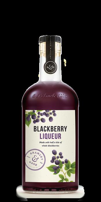 Blackberry Liqueur 35cl Front