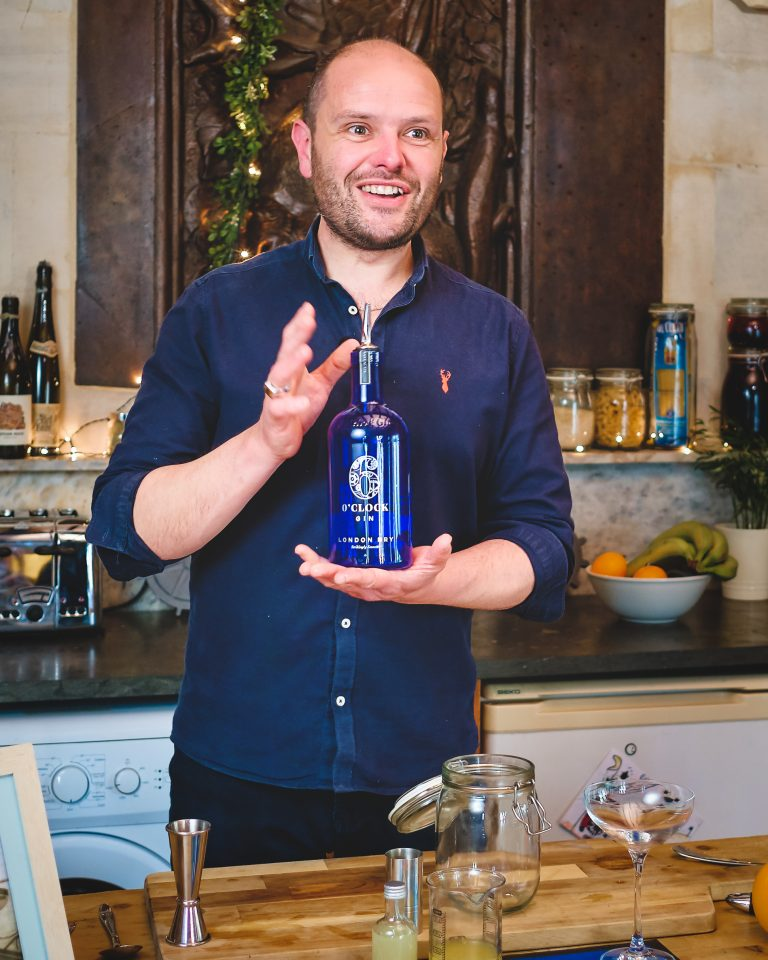 Virtual Distillery Tour & Tasting
